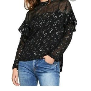BCBGMaxAzria Tops - BCBG Maxazria blouse. NWT